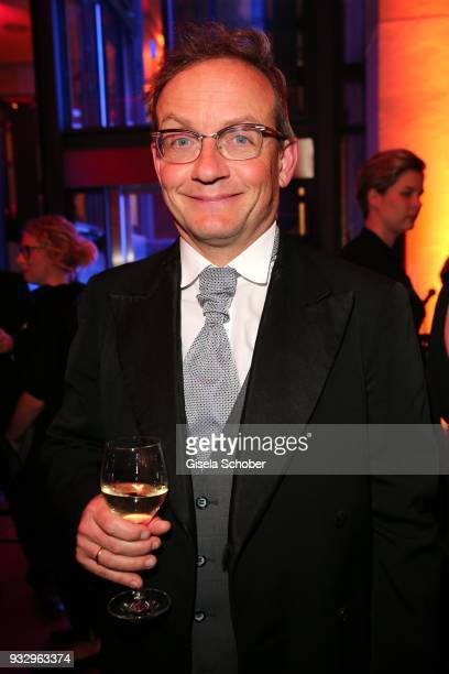 Wigald Boning during the annual Carl Laemmle Producer Award at Kulturhaus Laupheim near Grosslaupheim Castle on March 16 2018 in Laupheim Germany