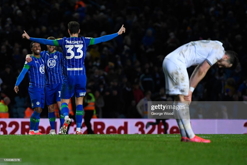 Leeds United v Wigan Athletic - Sky Bet Championship : News Photo