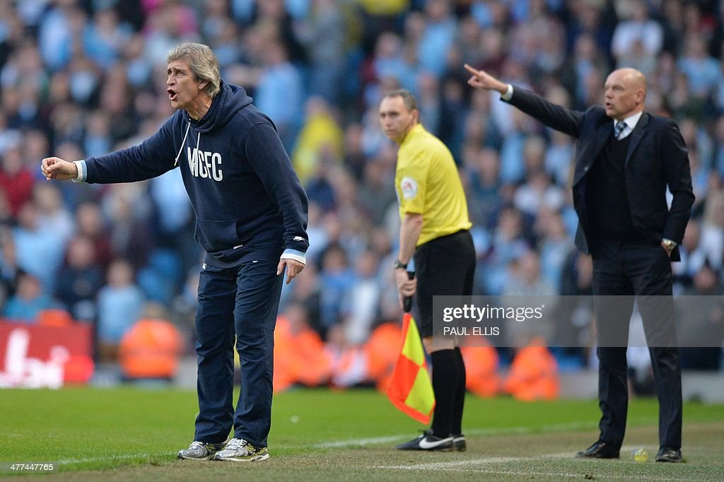 Manchester City v Wigan Athletic - FA Cup Quarter-Final