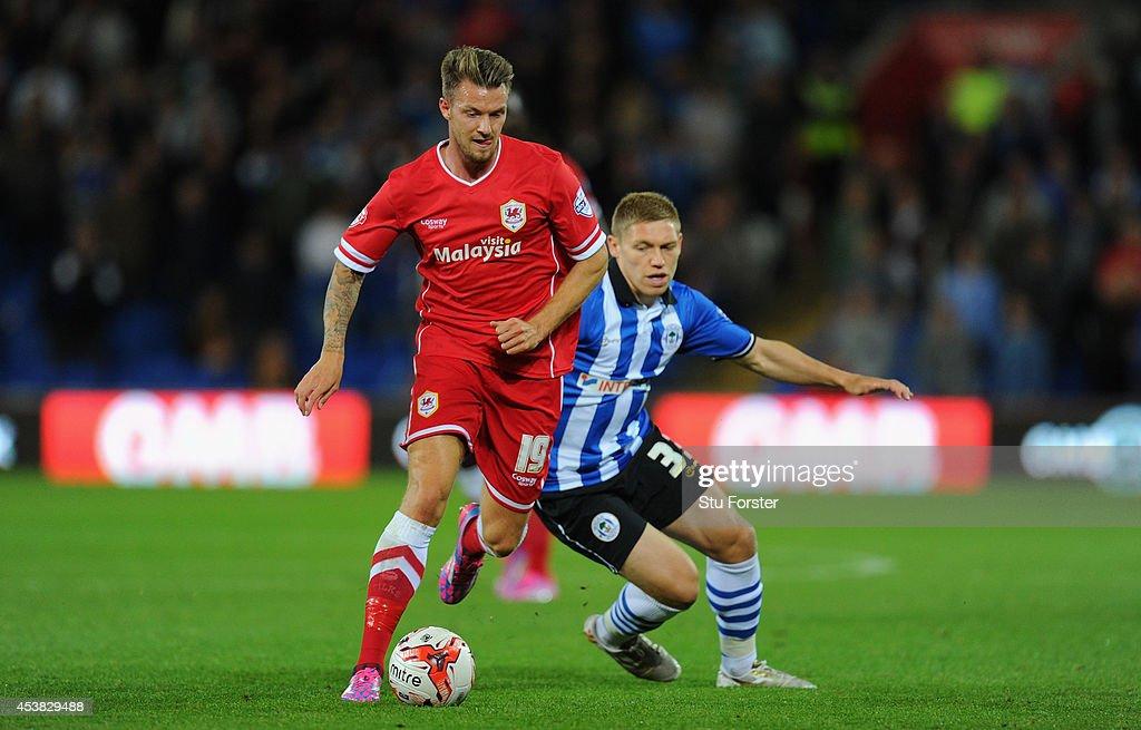 Cardiff City v Wigan Athletic - Sky Bet Championship : News Photo