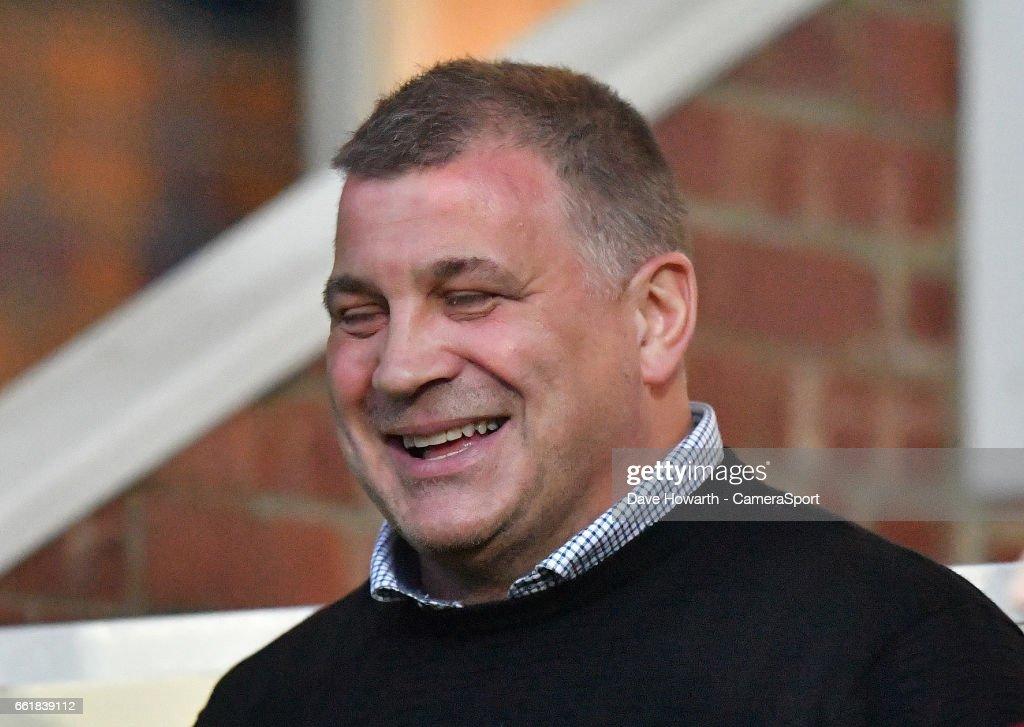 Leeds Rhinos v Wakefield Trinity - Betfred Super League : News Photo