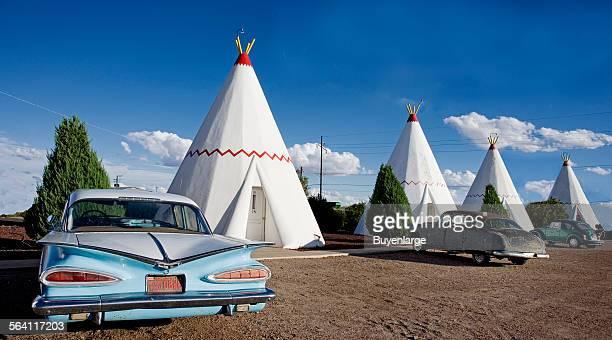 Wigwam Motel Route 66 Holbrook Arizona