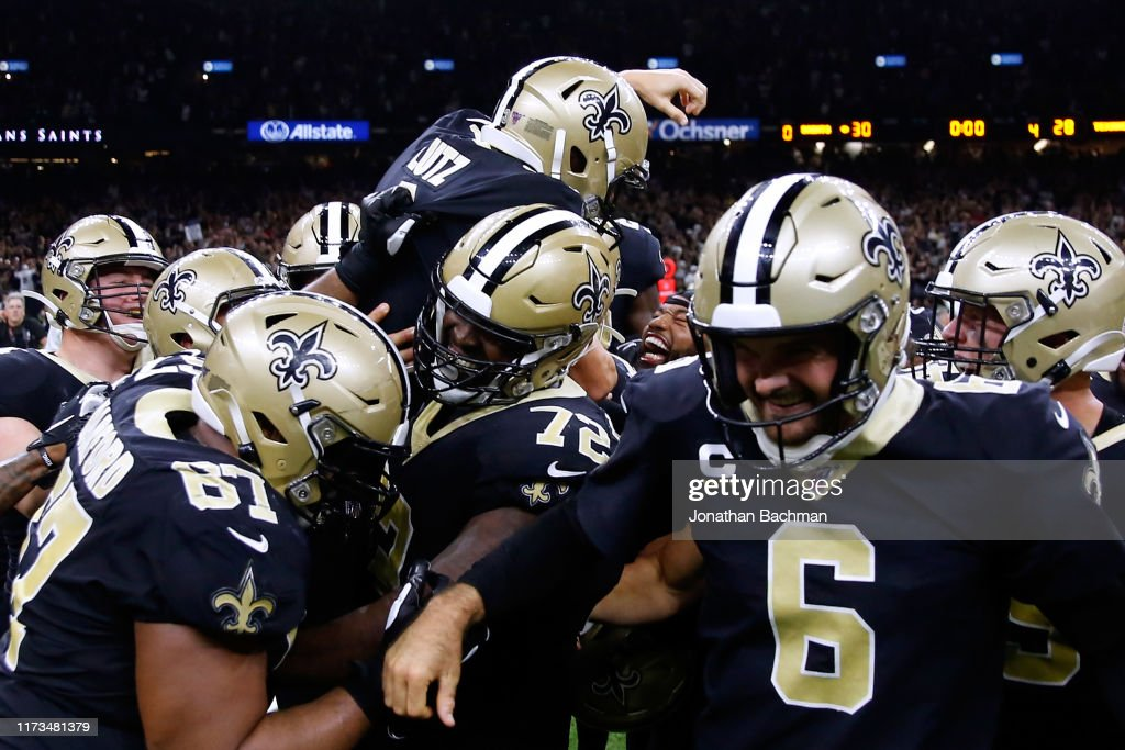 Houston Texans vNew Orleans Saints : ニュース写真