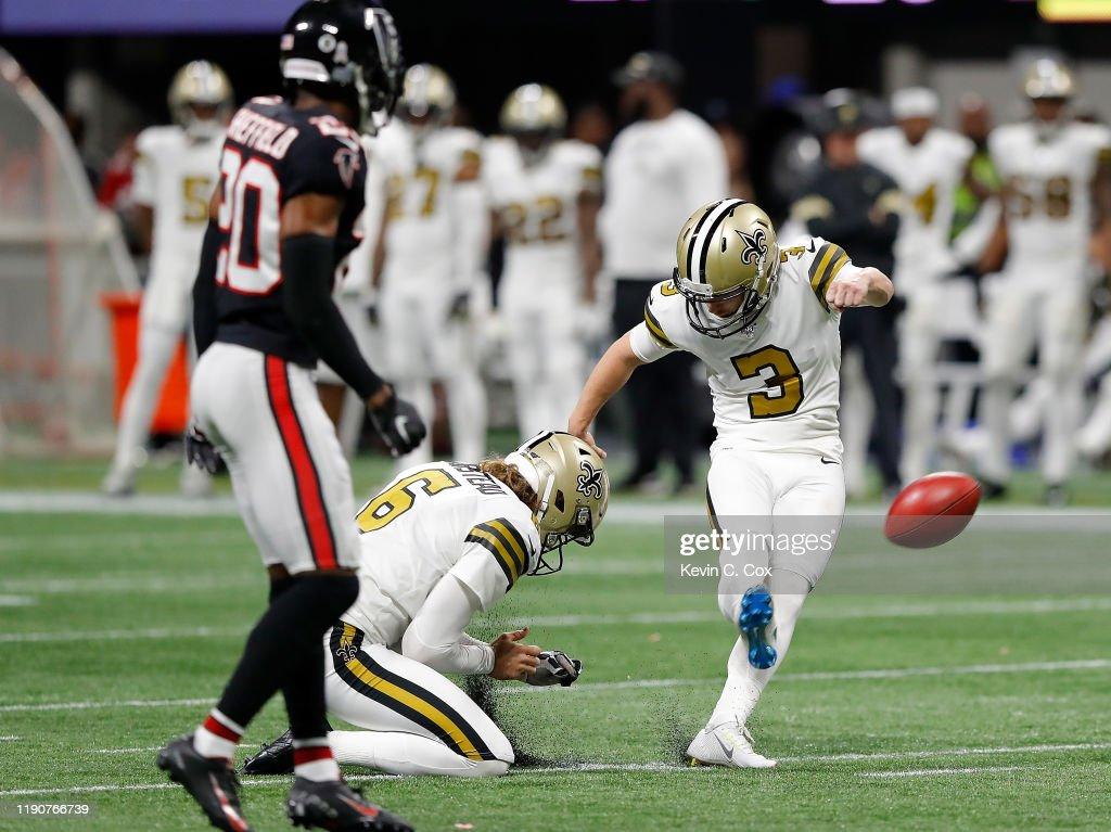 New Orleans Saints vAtlanta Falcons : ニュース写真