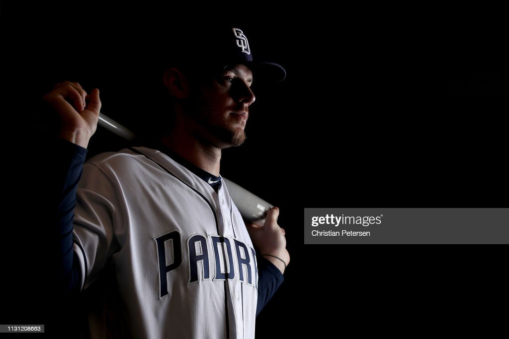 AZ: San Diego Padres Photo Day