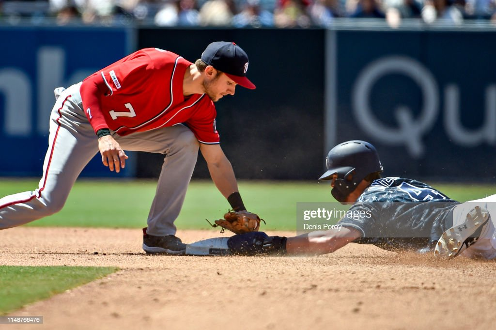 Washington Nationals v San Diego Padres : News Photo