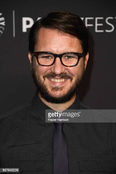 Wil Wheaton attends The Paley Center for Media's 35th Annual PaleyFest Los Angeles Stranger Things at Dolby Theatre on March 25 2018 in Hollywood...