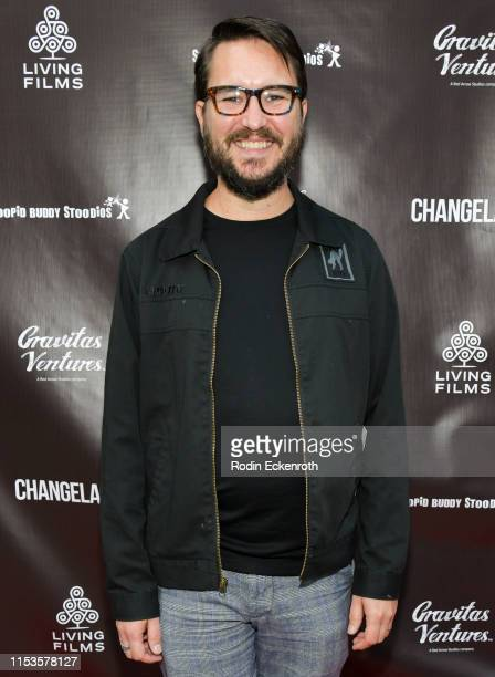 Wil Wheaton attends the LA Premiere of Gravitas Ventures' Changeland at ArcLight Hollywood on June 03 2019 in Hollywood California