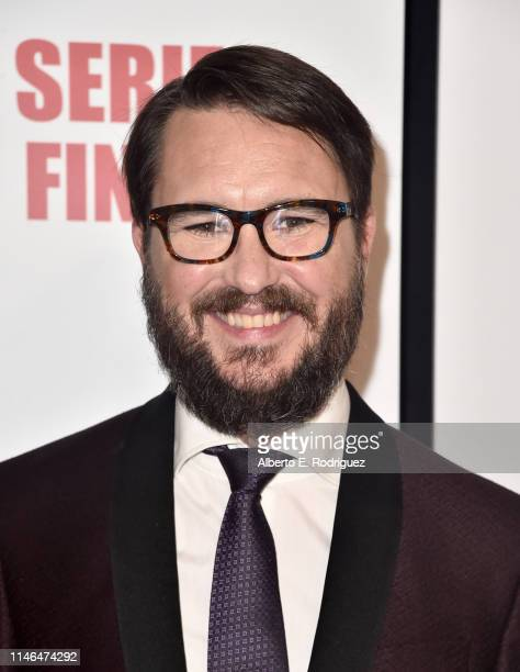 Wil Wheaton attends the series finale party for CBS' The Big Bang Theory at The Langham Huntington Pasadena on May 01 2019 in Pasadena California