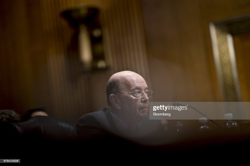 Commerce Secretary Ross Testifies On Tariff Actions To The Senate Finance Committee
