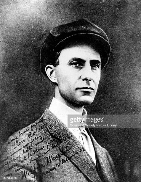 Wilbur Wright was one of the Wright brothers who originally designed and built bicycles but changed their interest to flying producing a controllable...