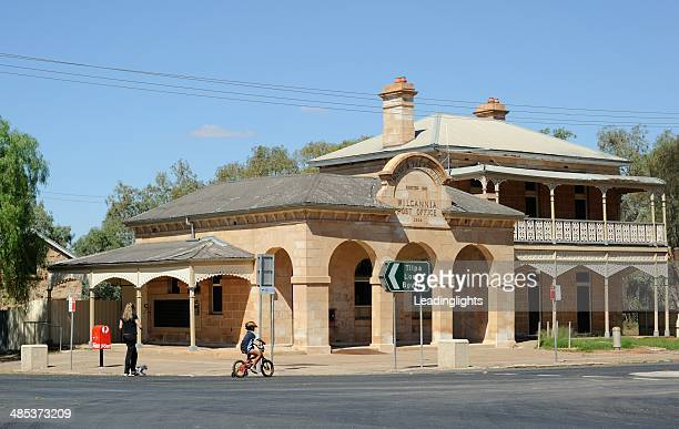 wilcannia - barrier highway stock photos and pictures