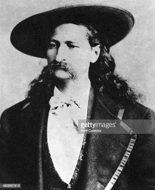 Wild Bill Hickock, American scout and lawman, 1873 . Noted for his prowess as a gunfighter, Hickock was a target for men eager to gain the reputation...