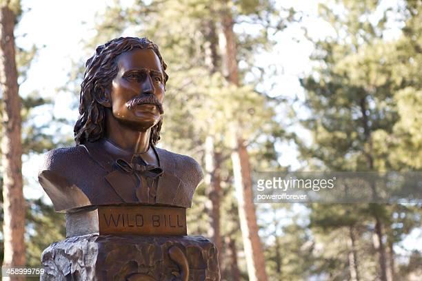 Wild Bill Hickok's Grave - Deadwood, South Dakota