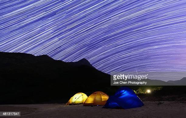Wild Camping night