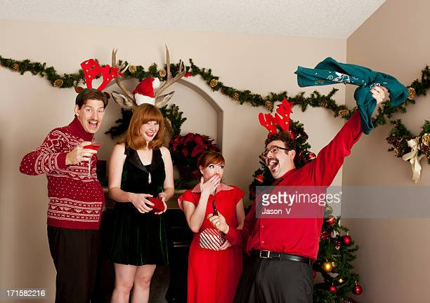 Wild Christmas Party