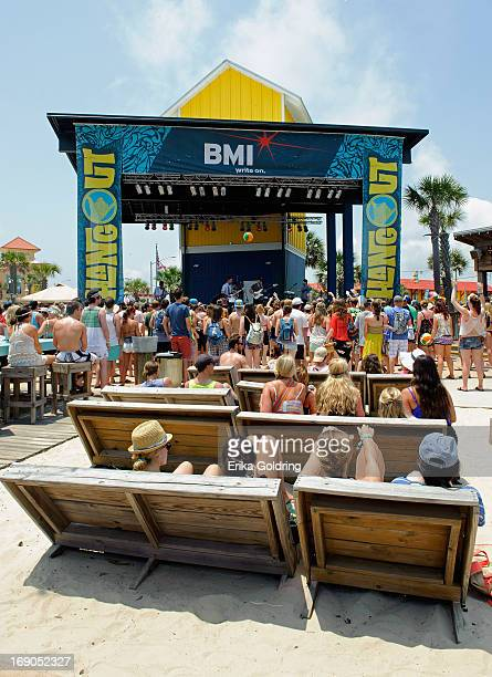 Wild Cub performs during the 2013 Hangout Music Festival on May 18 2013 in Gulf Shores Alabama