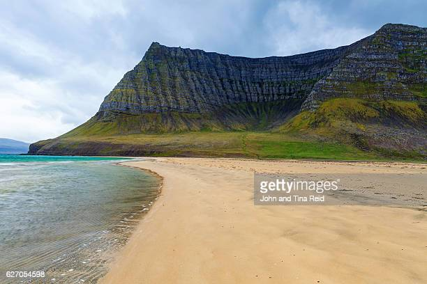 wild iceland - westfjords iceland stock photos and pictures