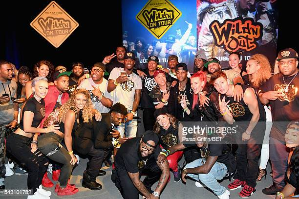Nick Cannon Presents Wild N Out Stock Photos and Pictures ...
