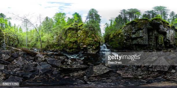 Wild Norwegian nature - Asdoeljuvet ravine