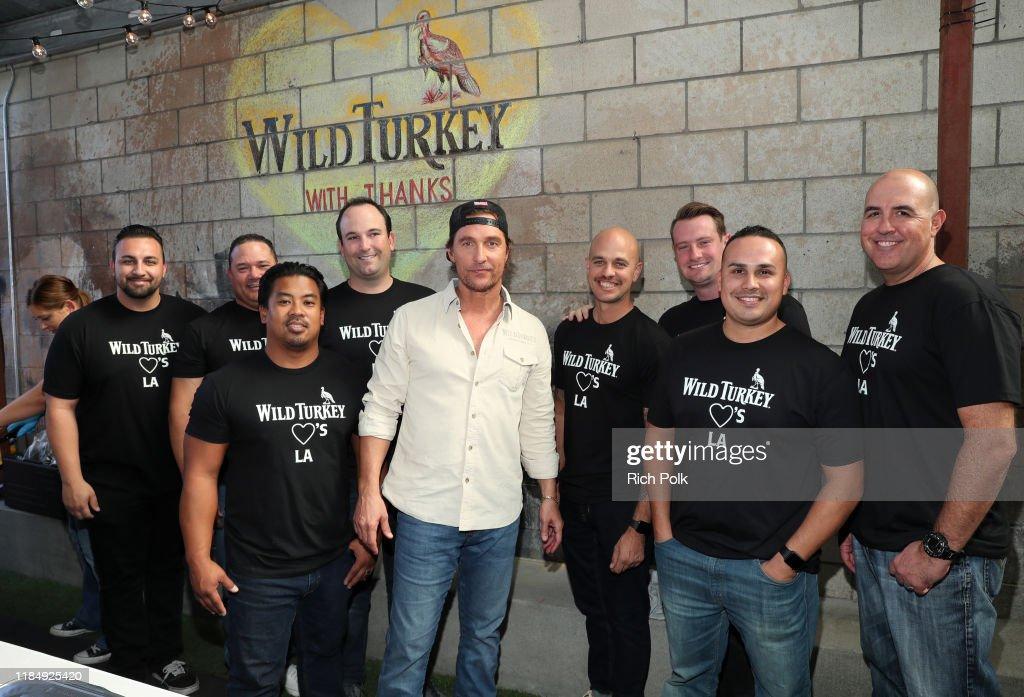 """Wild Turkey """"With Thanks""""... : Fotografía de noticias"""