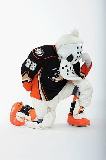 2012 NHL All-Star Game - Mascot Portraits