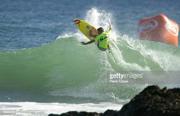 Wildcard Troy Brooks of Australia caused a sensational upset when he sidelined defending Quiksilver Pro champion Joel Parkinson and ASP world number...