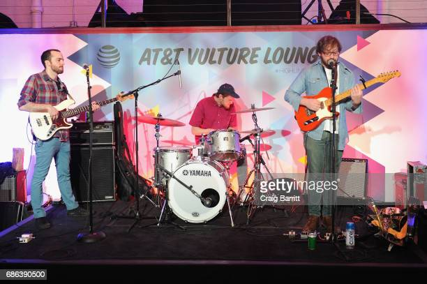 Wilder Maker performs onstage at the ATT Vulture Lounge during the 2017 Vulture Festival at Highline Stages on May 21 2017 in New York City