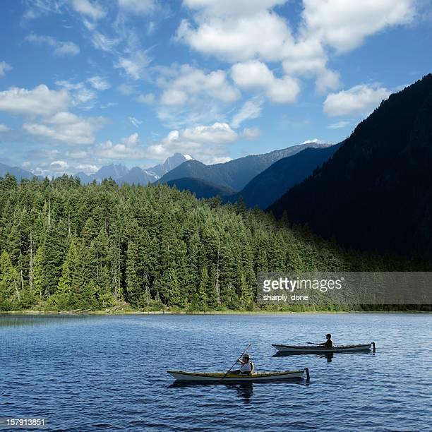 XXXL wilderness kayaking