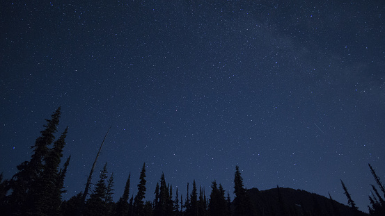 Wilderness night sky photography 845633340
