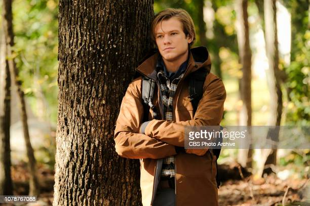 """Wilderness + Training + Survival"""" -- When MacGyver takes Riley and Bozer into the wilderness for a weekend of survival training, things take a turn..."""