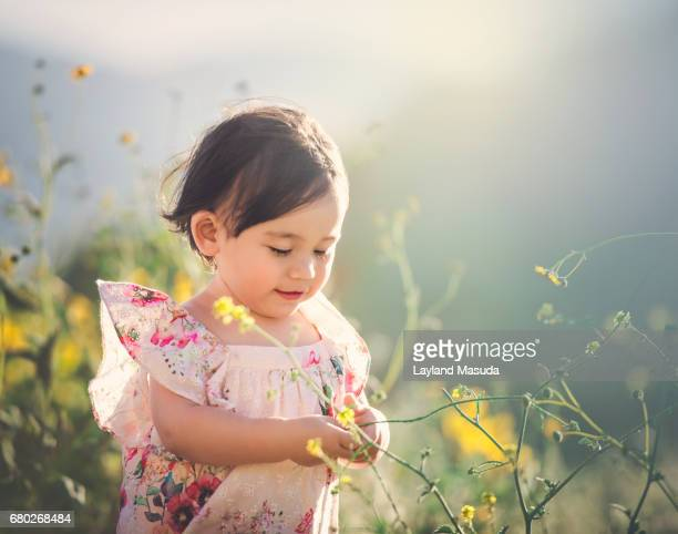 Wildflower Child - Toddler Girl