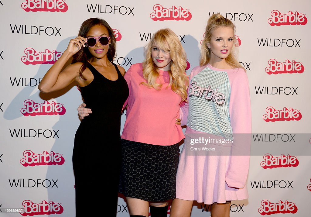 Barbie Loves Wildfox Event At Wildfox Flagship Store On Sunset : News Photo