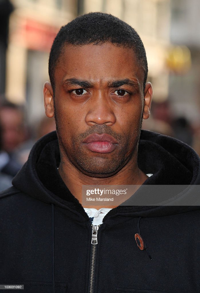 Wiley attends the World Premiere of '4,3,2,1' at Empire Leicester Square on May 25, 2010 in London, England.