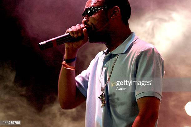 Wiley performing live at the O2 Wireless Festival 2008 in Hyde Park, London. 3rd July 2008. 46976 -