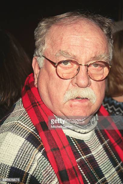 Wilford Brimley attends a showing of the motion picture Last Stand at Saber River at New York's Guild Theater