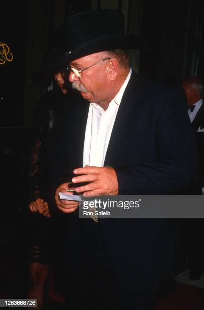 Wilford Brimley attends American Jewish Committee's Sixth Annual Sherrill C. Corwin Human Relations Award Salute to Merv Adelson at the Beverly...