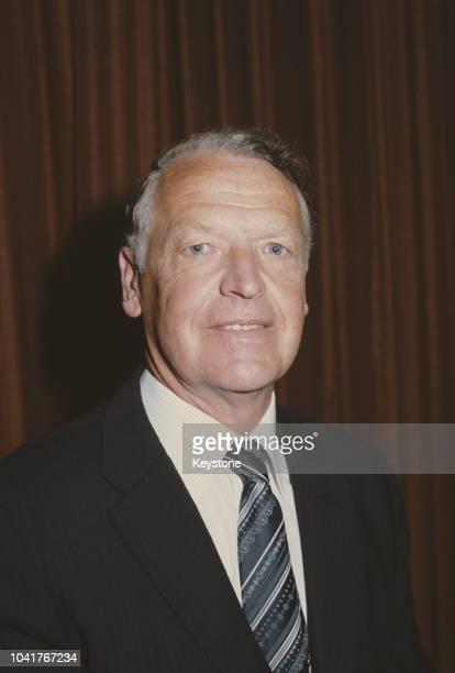 Wilfred Jones the British High Commissioner to Gaborone Botswana 24th August 1981