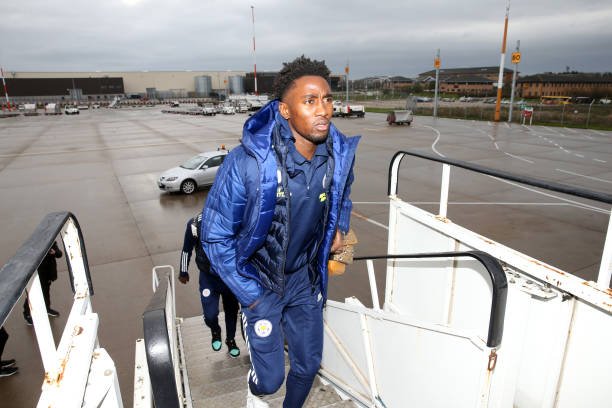 GBR: Leicester City Depart for Ukraine for the UEFA Europa League