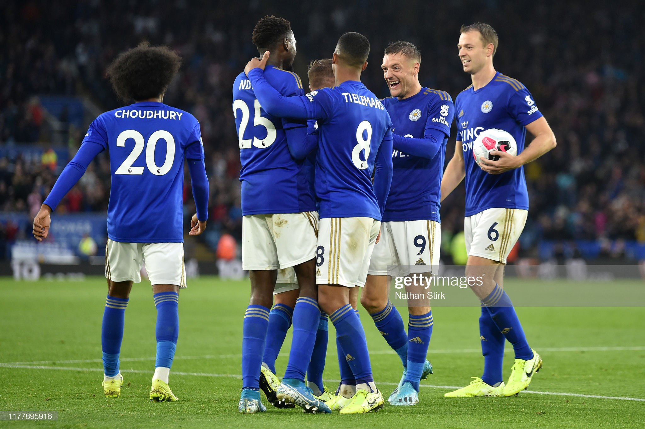Leicester City v Newcastle United - Premier League : News Photo