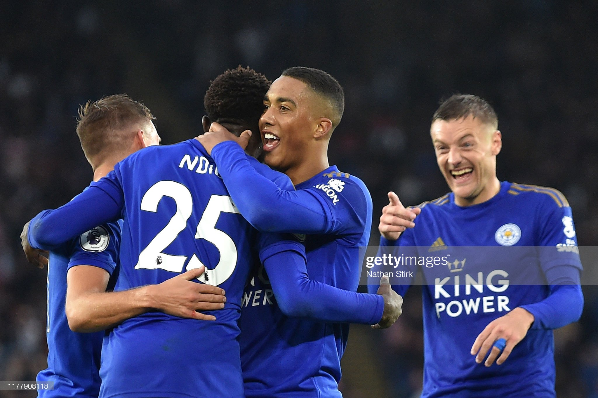 Leicester looking for a top-six challenge