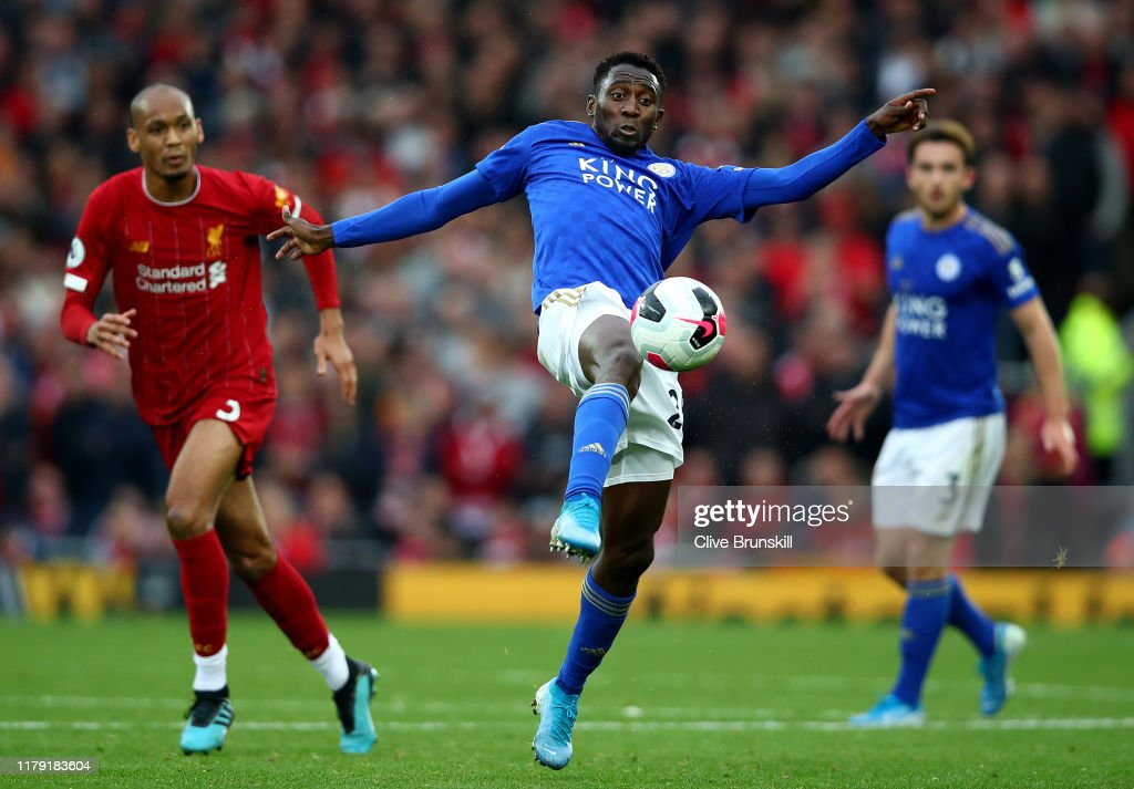 Liverpool FC v Leicester City - Premier League : News Photo