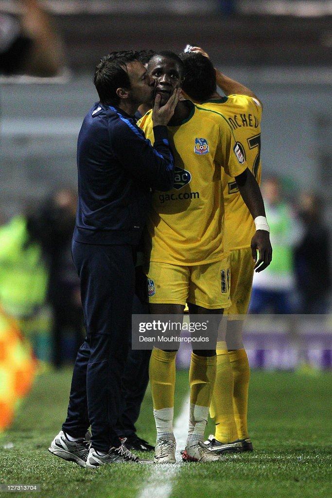 Brighton & Hove Albion v Crystal Palace - npower Championship
