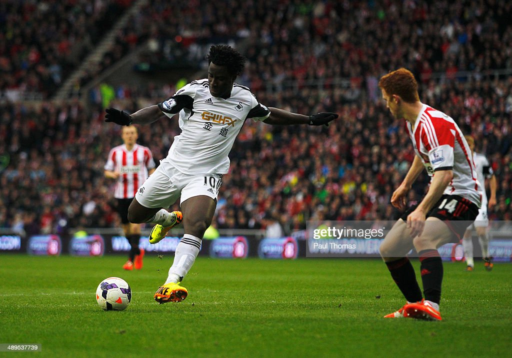 Sunderland v Swansea City - Premier League : News Photo