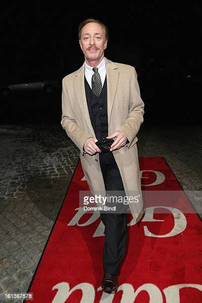 Wilfried Hochholdinger attends the Gala Star Night during the 63rd Berlinale International Film Festival at the Stue Hotel on February 9 2013 in...