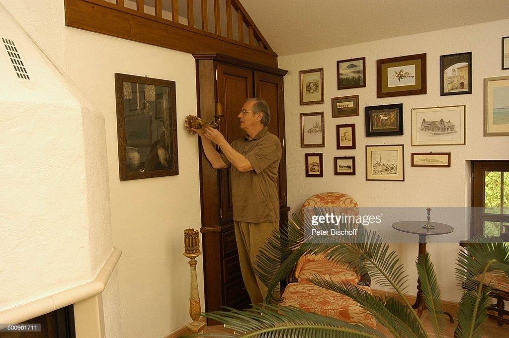 Wilfried Klaus Homestory Ferienhaus In Mittenwald 11 05 04