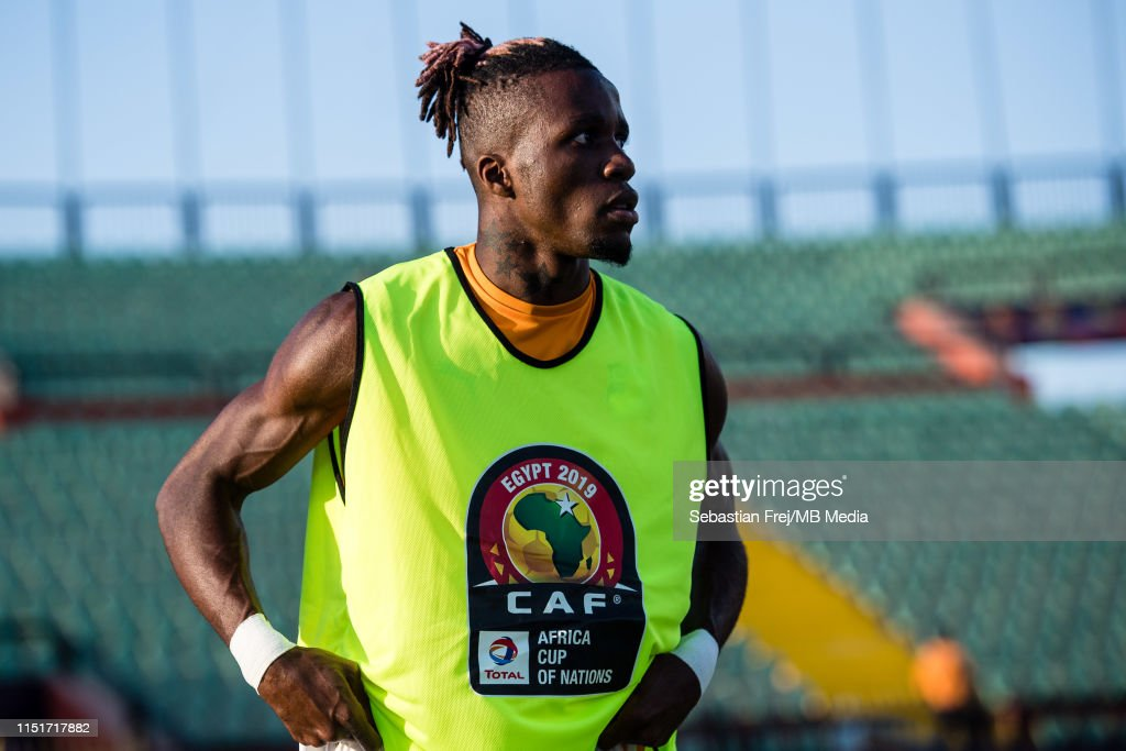 Cote d'Ivoire v South Africa:Group D - 2019 Africa Cup of Nations : News Photo