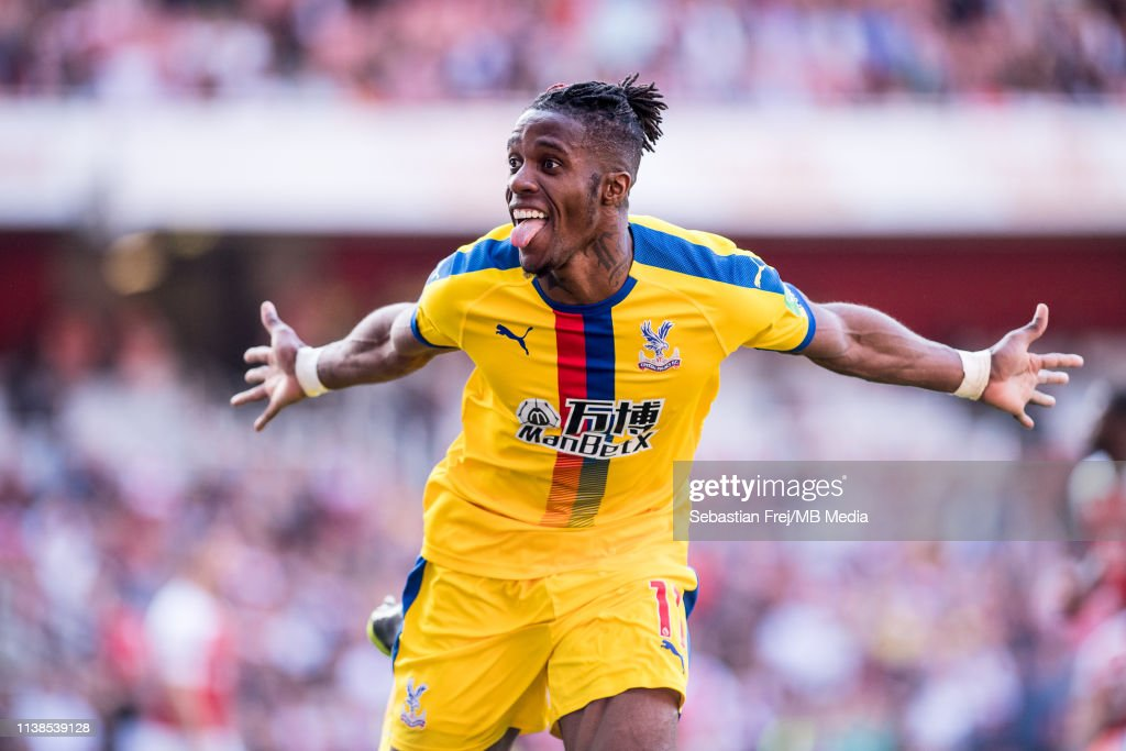 Arsenal FC v Crystal Palace - Premier League : News Photo
