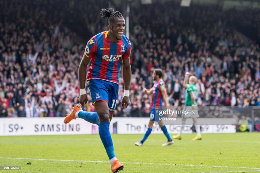 Crystal Palace v West Bromwich Albion - Premier League : News Photo
