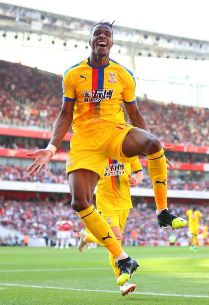 GBR: Arsenal FC v Crystal Palace - Premier League